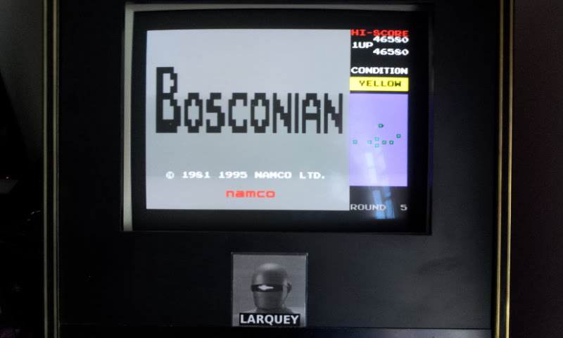 Larquey: Namco Museum Vol. 1: Bosconian (Playstation 1 Emulated) 46,580 points on 2018-02-04 10:22:48