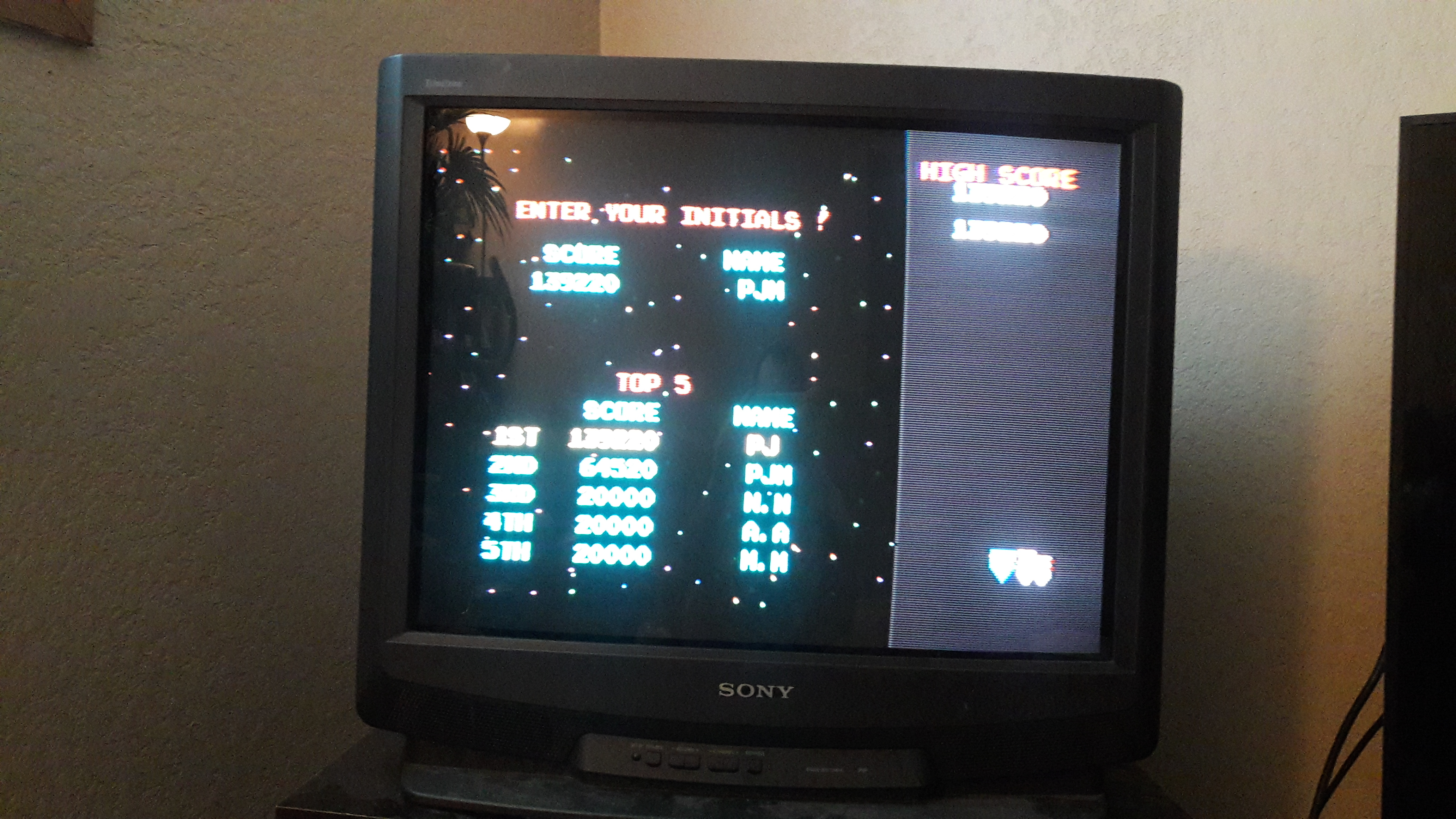gbpxl: Namco Museum Vol. 1: Galaga (Playstation 1) 139,220 points on 2019-08-25 07:58:46