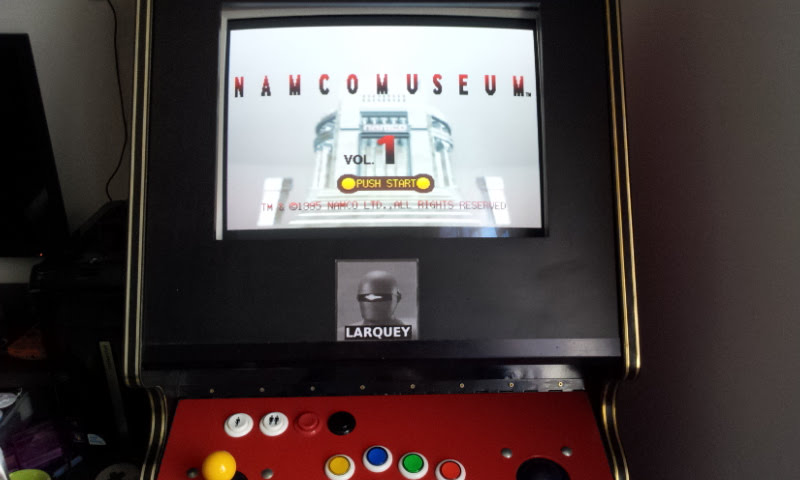 Larquey: Namco Museum Vol. 1: New Rally-X (Playstation 1 Emulated) 46,640 points on 2018-02-04 10:48:32