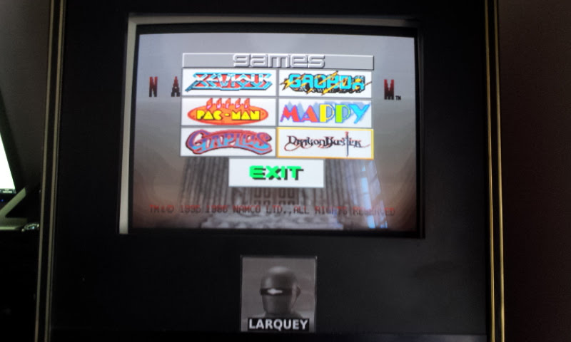 Larquey: Namco Museum Vol. 2: Dragon Buster (Playstation 1 Emulated) 41,060 points on 2018-03-04 04:46:41