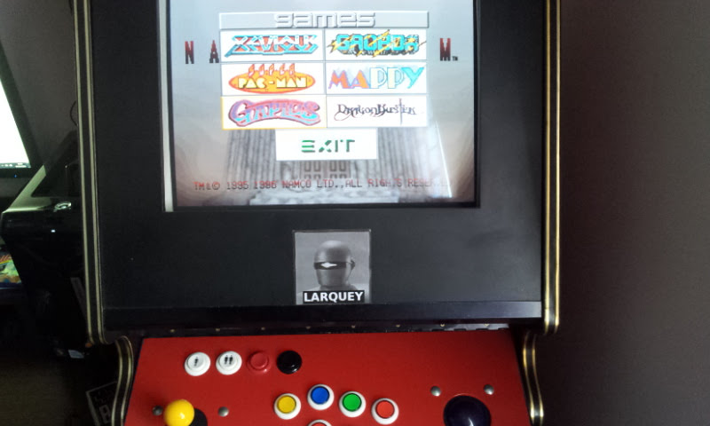 Larquey: Namco Museum Vol. 2: Gaplus (Playstation 1 Emulated) 33,700 points on 2018-03-04 04:40:10