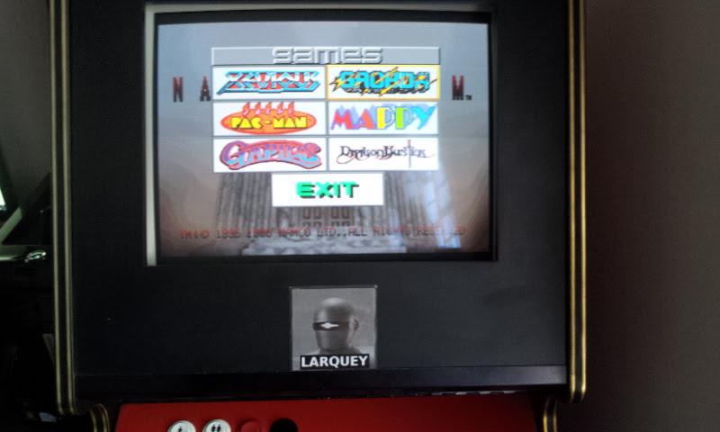 Namco Museum Vol. 2: Grobda 9,460 points