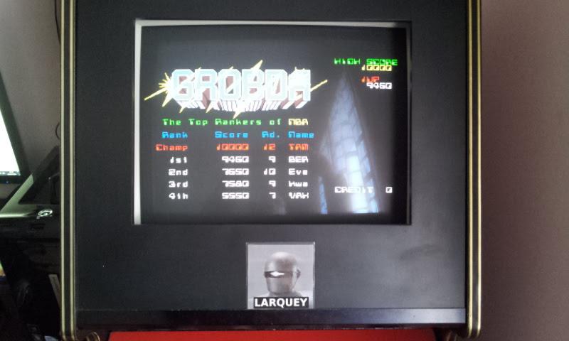 Larquey: Namco Museum Vol. 2: Grobda (Playstation 1 Emulated) 9,460 points on 2018-03-04 04:39:13