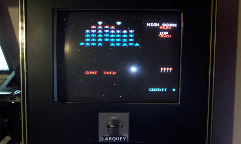Larquey: Namco Museum Vol. 3: Galaxian (Playstation 1 Emulated) 9,620 points on 2018-02-05 12:21:21