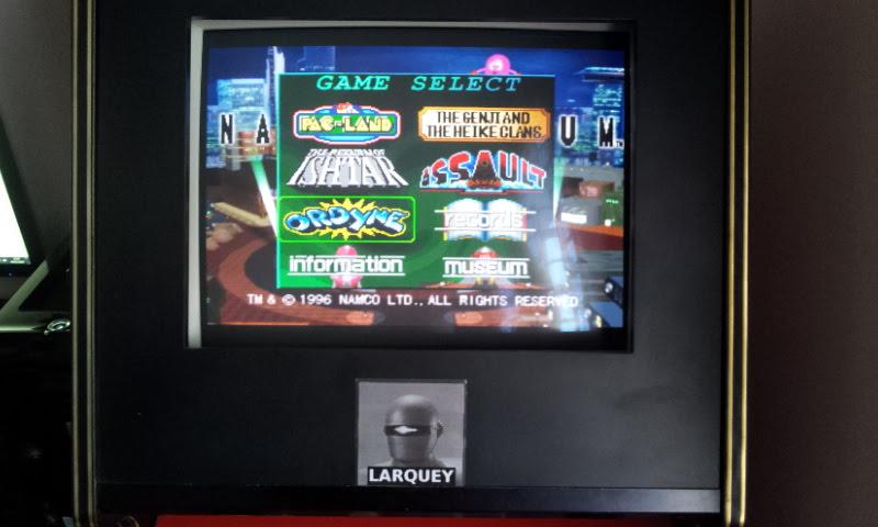 Larquey: Namco Museum Vol. 4: Ordyne (Playstation 1 Emulated) 39,900 points on 2018-03-04 06:23:40