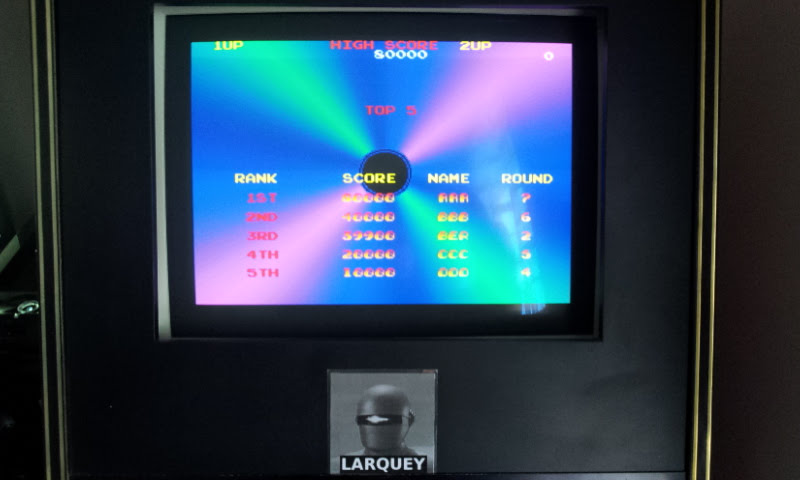 Larquey: Namco Museum Vol. 4: Ordyne (Playstation 1 Emulated) 39,900 points on 2018-03-04 06:23:40