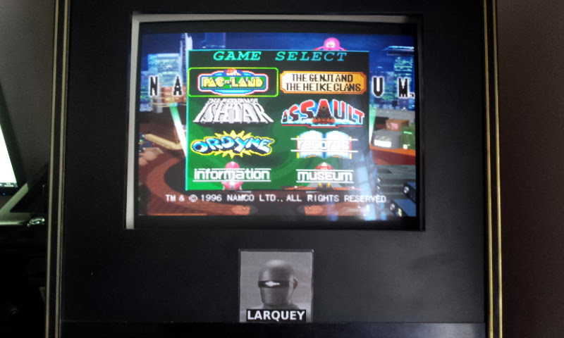 Larquey: Namco Museum Vol. 4: Pac-Land (Playstation 1 Emulated) 17,970 points on 2018-03-04 06:36:52