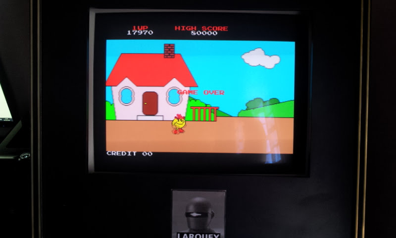 Namco Museum Vol. 4: Pac-Land 17,970 points