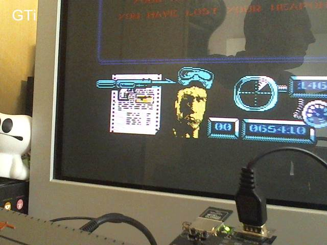 GTibel: Navy Moves [Part 1] (ZX Spectrum) 65,410 points on 2017-08-07 09:16:32