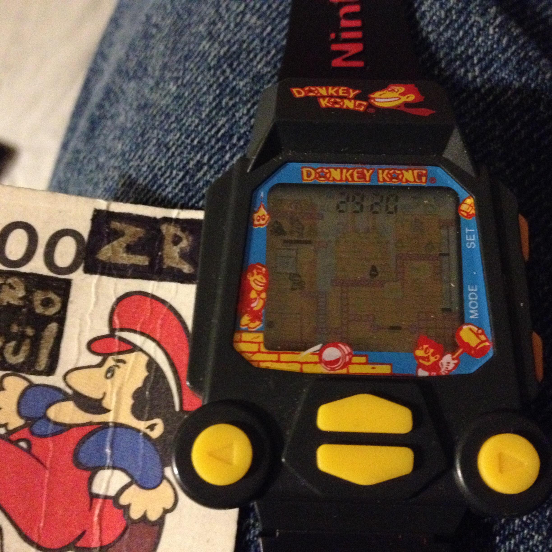 zerooskul: Nelsonic Donkey Kong Game Watch (Dedicated Handheld) 3,330 points on 2019-05-17 20:50:51