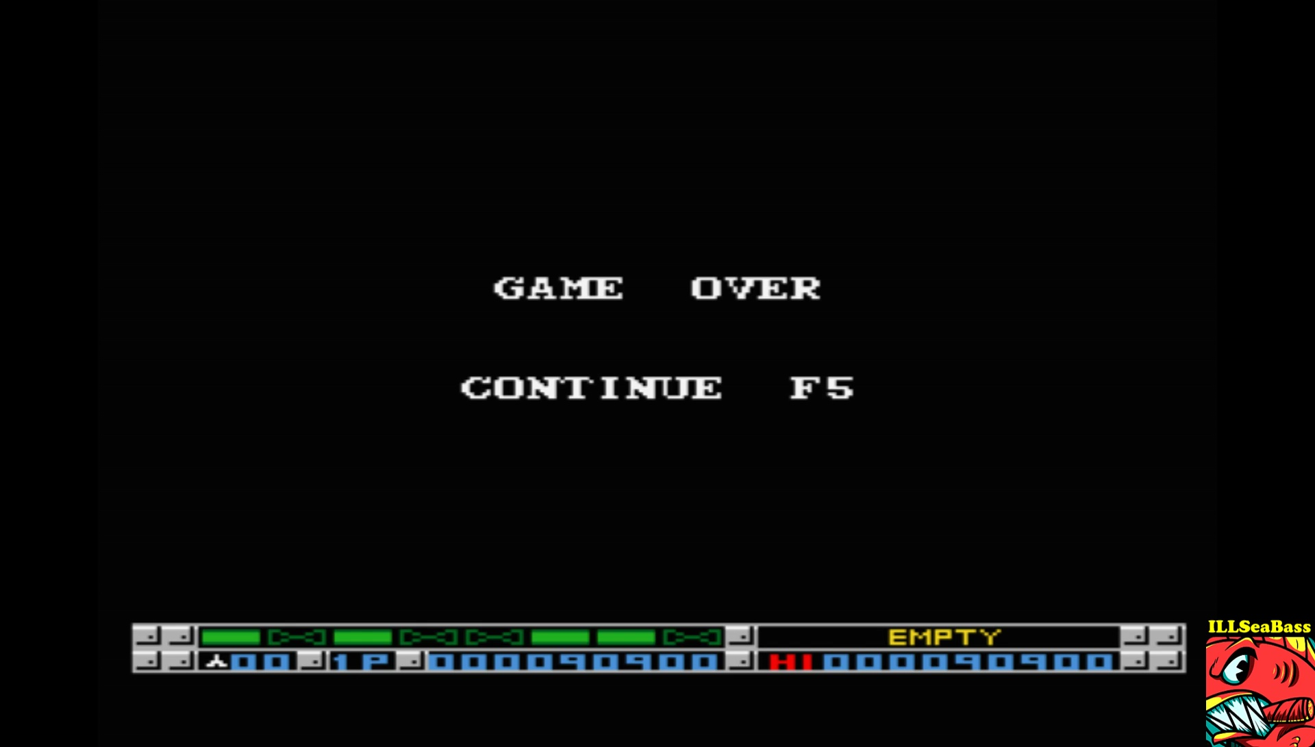 ILLSeaBass: Nemesis 3: The Eve Of Destruction (MSX Emulated) 90,900 points on 2017-07-31 20:23:38