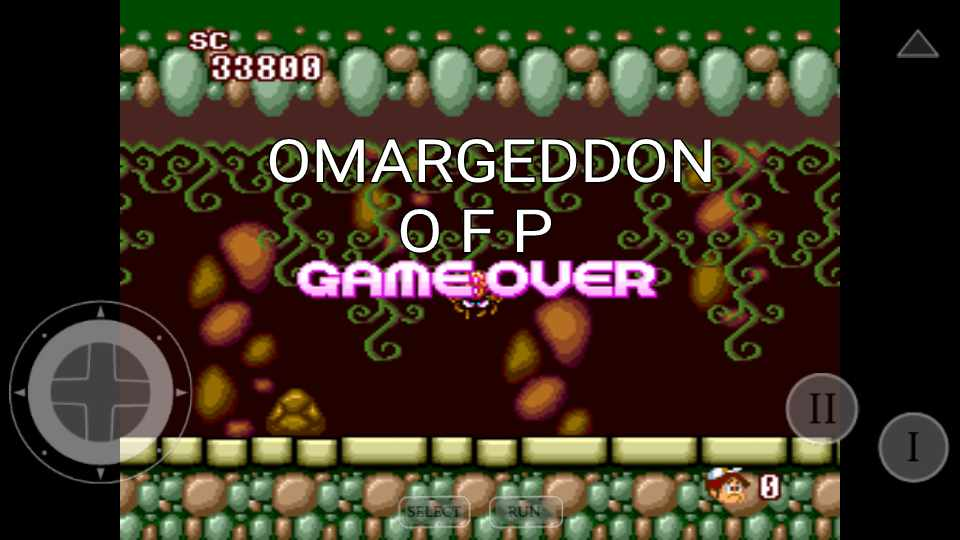omargeddon: New Adventure Island (TurboGrafx-16/PC Engine Emulated) 33,800 points on 2016-11-14 00:21:13