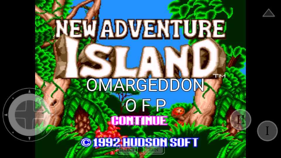 New Adventure Island 33,800 points