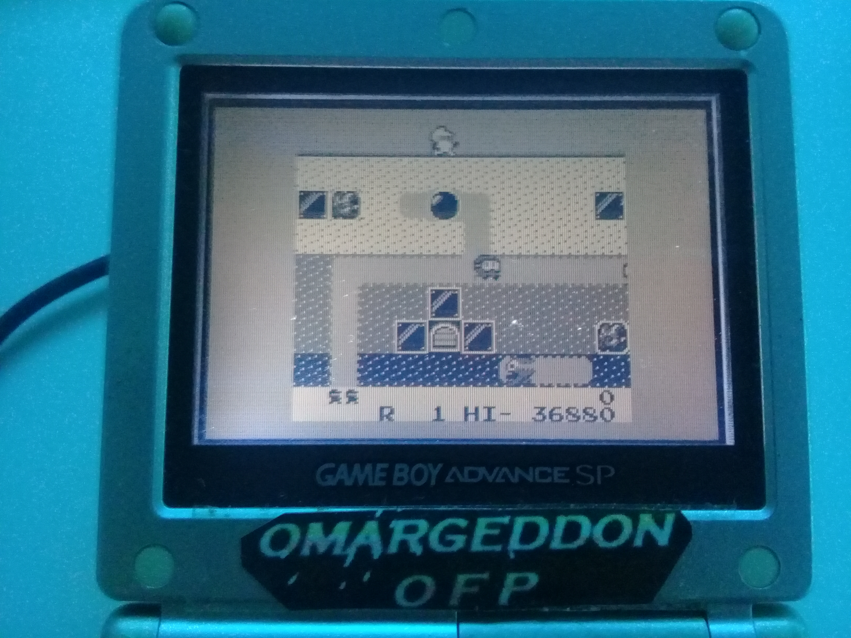 omargeddon: New Dig Dug (Game Boy) 36,880 points on 2018-12-01 17:48:45