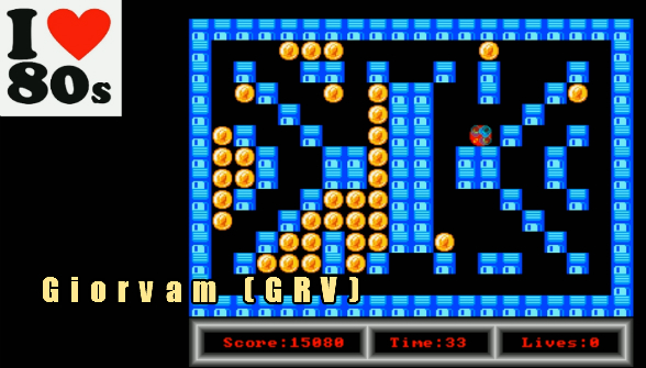 Giorvam: Nibby Nibble (Amiga Emulated) 15,080 points on 2018-02-05 07:38:31