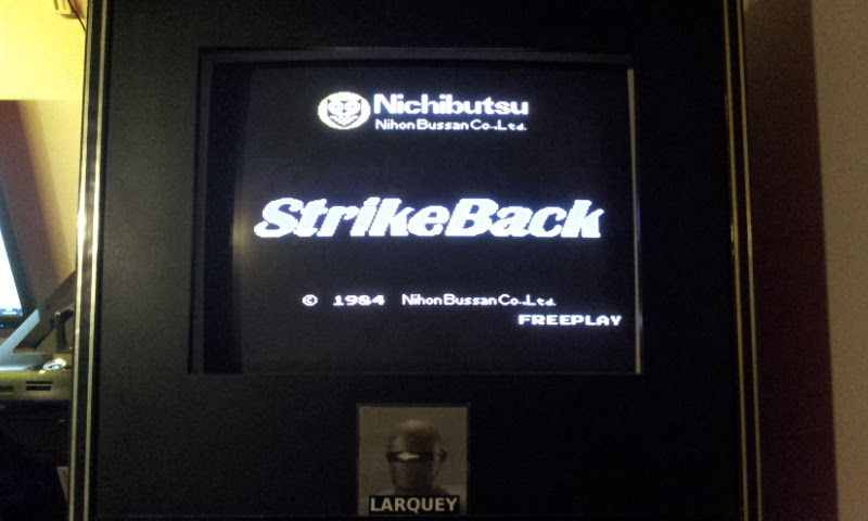 Nichibutsu Arcade Classics: Toms Strike Back 5,150 points