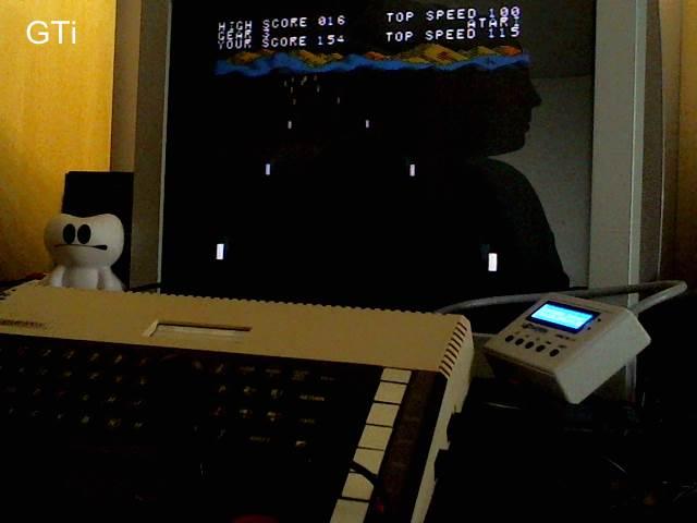 GTibel: Night Driver [Novice] (Atari 400/800/XL/XE) 154 points on 2017-09-24 01:35:08