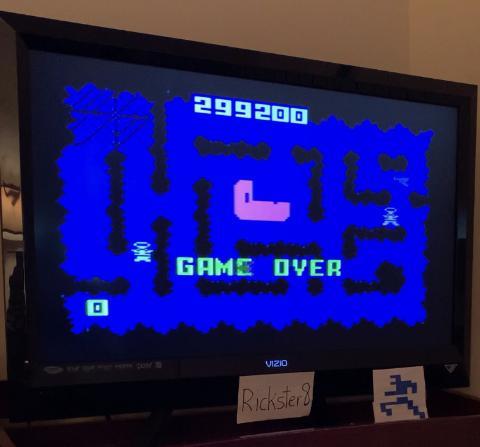 Night Stalker: Game 1 [Medium Fast] 299,200 points