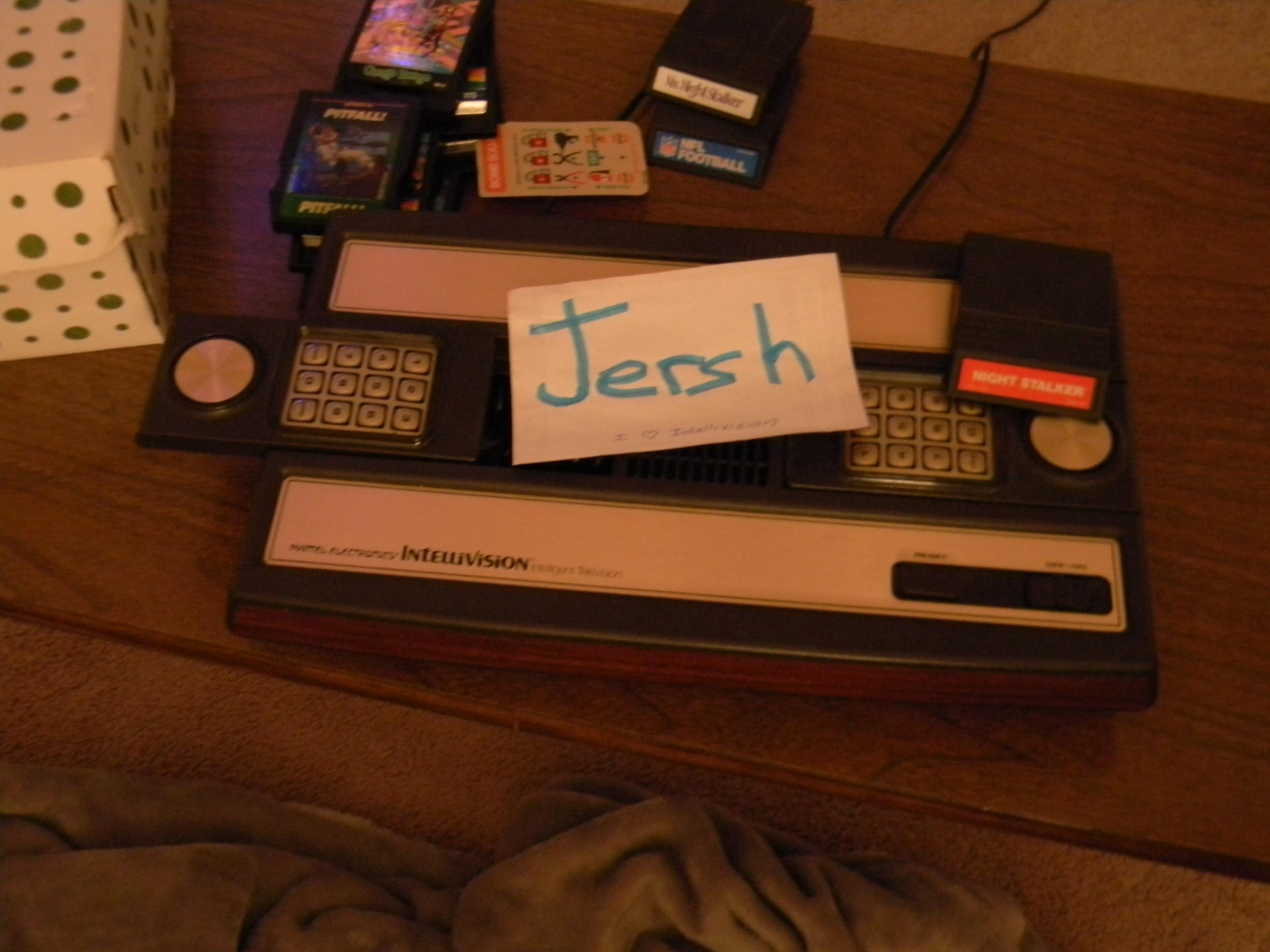 jersh: Night Stalker: Game Disc [Fastest] (Intellivision) 624,700 points on 2018-02-04 13:47:23