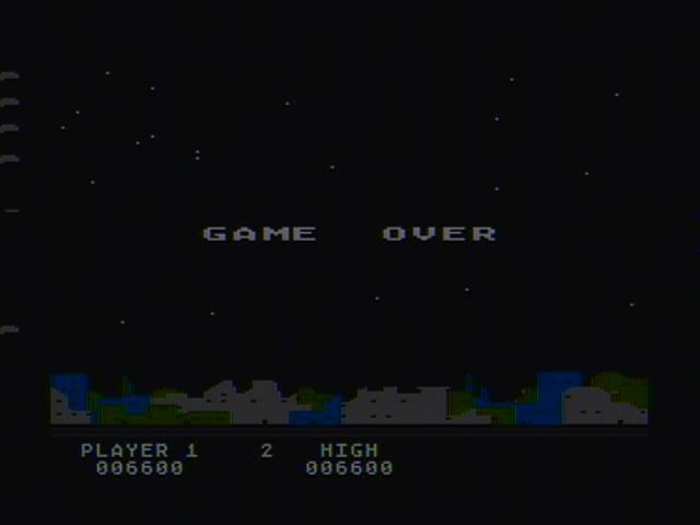 derek: Night Strike [Level 1] (Atari 400/800/XL/XE) 6,600 points on 2016-03-28 18:33:35