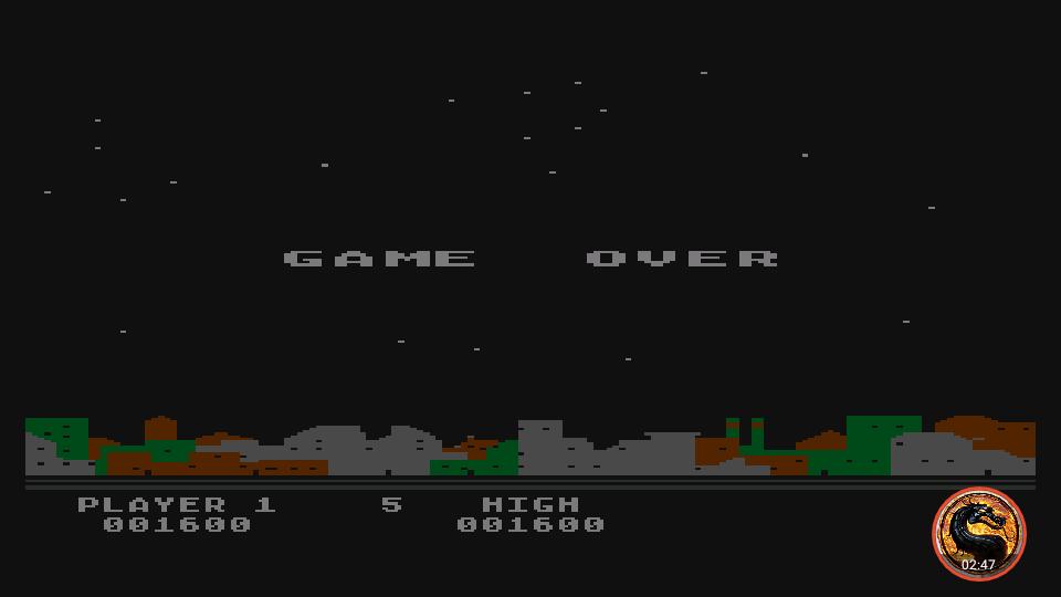 Night Strike [Level 5] 1,600 points
