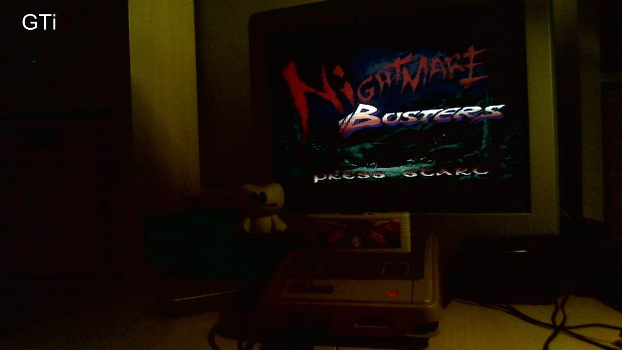 GTibel: Nightmare Busters [Normal] (SNES/Super Famicom) 45,270 points on 2016-11-12 09:26:41