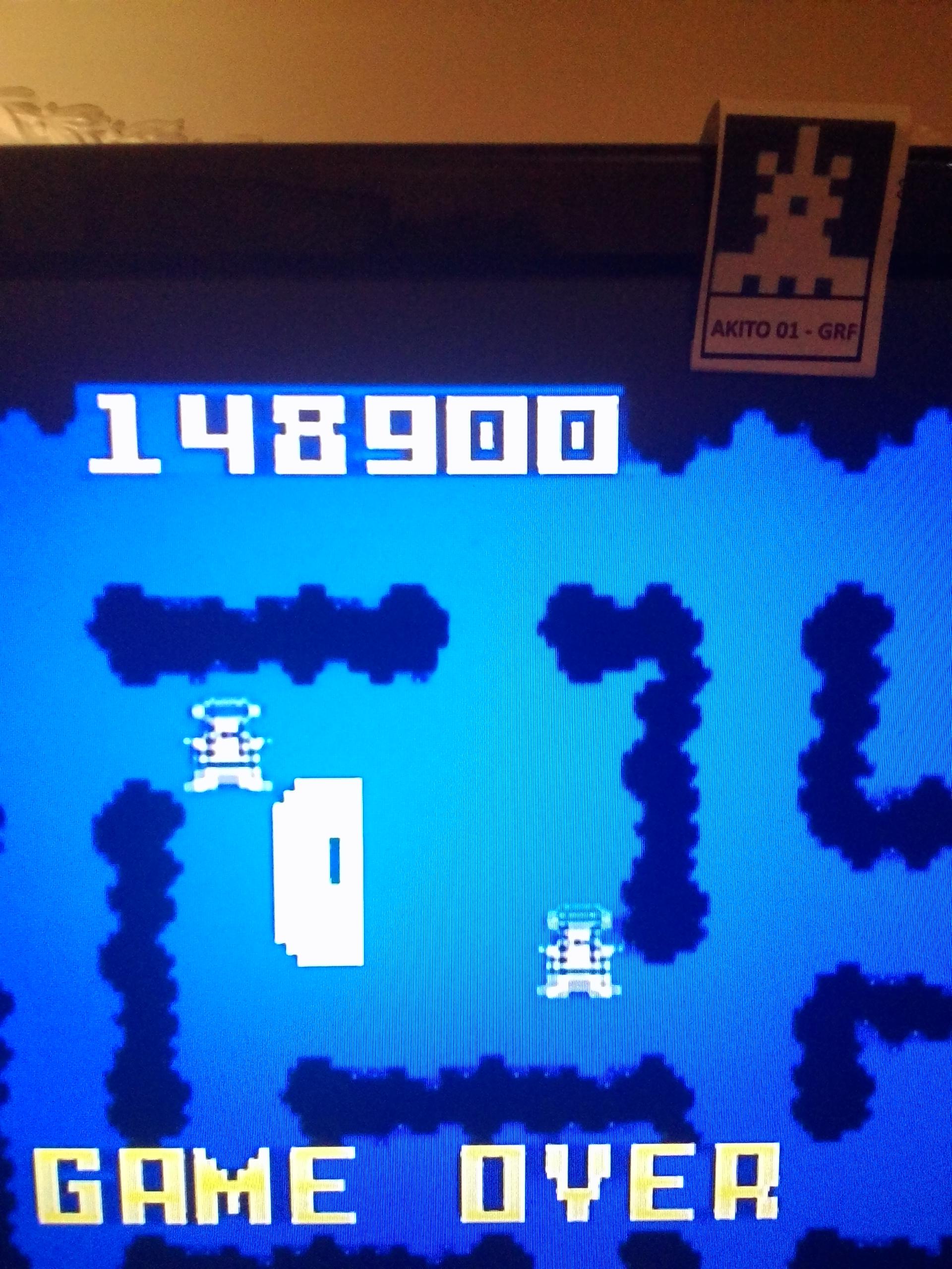 Nightstalker 148,900 points