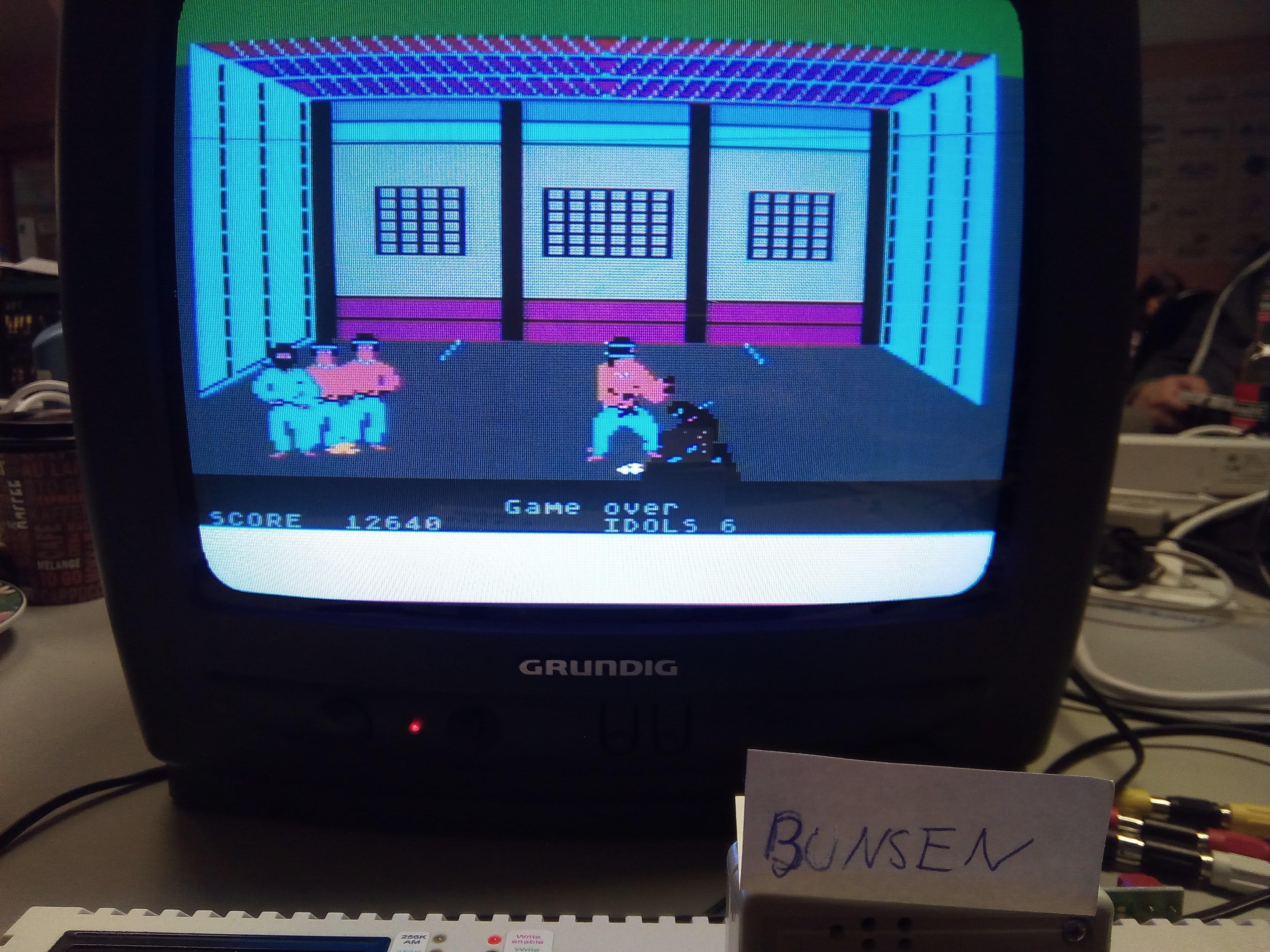 Bunsen: Ninja (Atari 400/800/XL/XE) 12,640 points on 2017-11-14 13:18:32