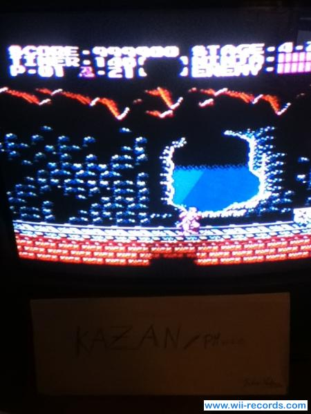 Ninja Gaiden [Any Settings/Any Tactics] 999,900 points