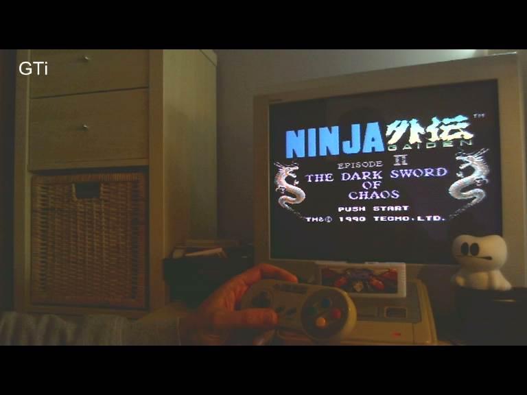GTibel: Ninja Gaiden II: The Dark Sword Of Chaos (SNES/Super Famicom) 81,400 points on 2016-10-25 01:31:00