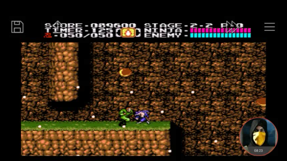 omargeddon: Ninja Gaiden II: The Dark Sword Of Chaos (SNES/Super Famicom Emulated) 89,600 points on 2018-04-30 00:21:55