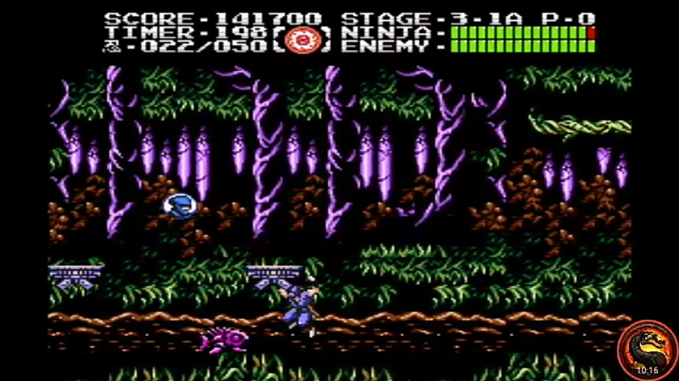 omargeddon: Ninja Gaiden III: The Ancient Ship Of Doom (SNES/Super Famicom Emulated) 141,700 points on 2020-10-13 19:18:41
