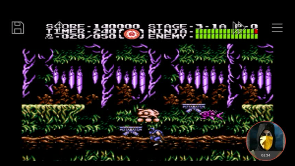 omargeddon: Ninja Gaiden III: The Ancient Ship Of Doom (SNES/Super Famicom Emulated) 140,000 points on 2018-04-30 00:22:25