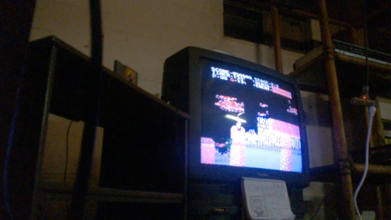 vigorousjammer: Ninja Gaiden (NES/Famicom) 50,600 points on 2015-08-27 11:02:59