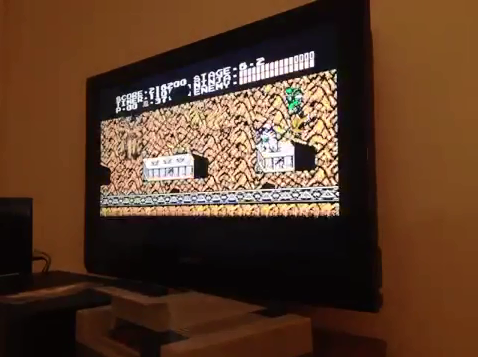 bensweeneyonbass: Ninja Gaiden (NES/Famicom) 216,200 points on 2015-12-17 15:11:52