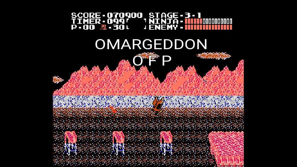 omargeddon: Ninja Gaiden (NES/Famicom Emulated) 70,900 points on 2016-12-15 23:45:24