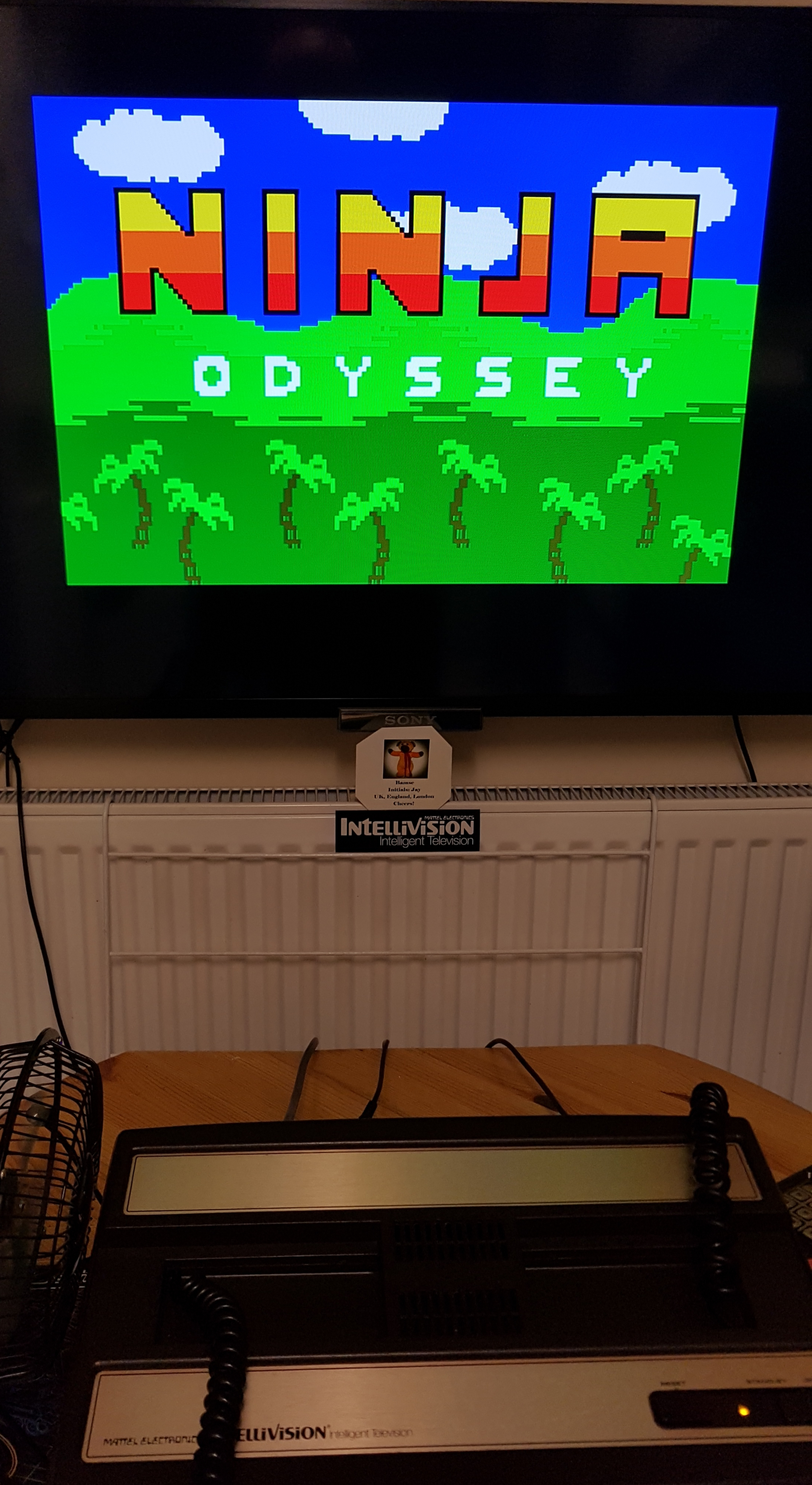 Ninja Odyssey 28,200 points