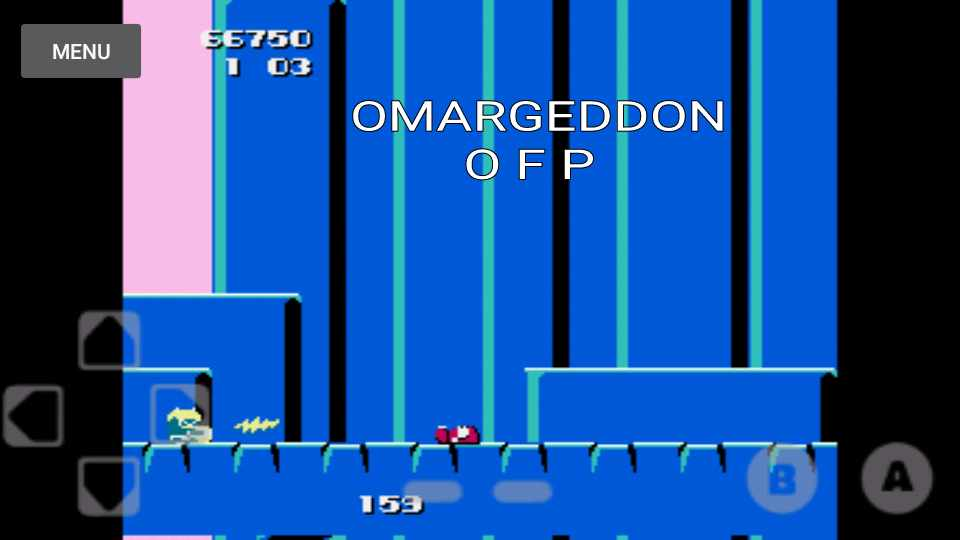 omargeddon: Ninja-kun: Ashura no Shou (NES/Famicom Emulated) 66,750 points on 2016-10-01 23:25:39
