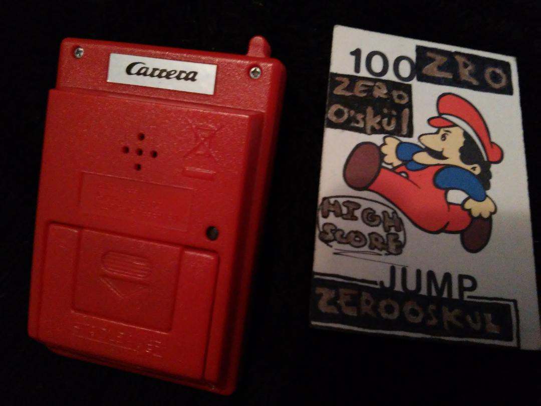 zerooskul: Nintendo Mini Classics: Carrera [Game A] (Dedicated Handheld) 142 points on 2019-07-14 07:44:36