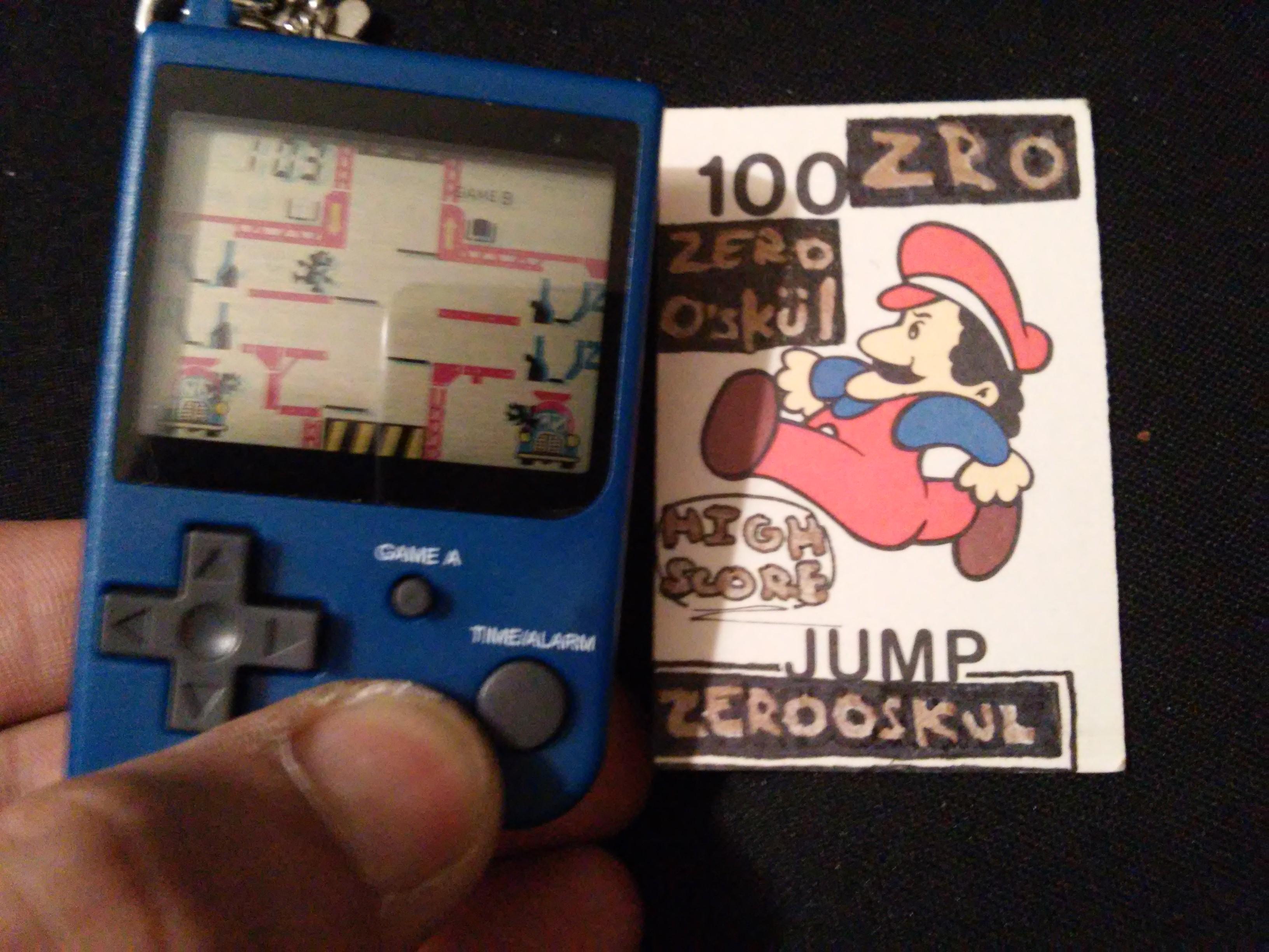 Nintendo Mini Classics: Mario
