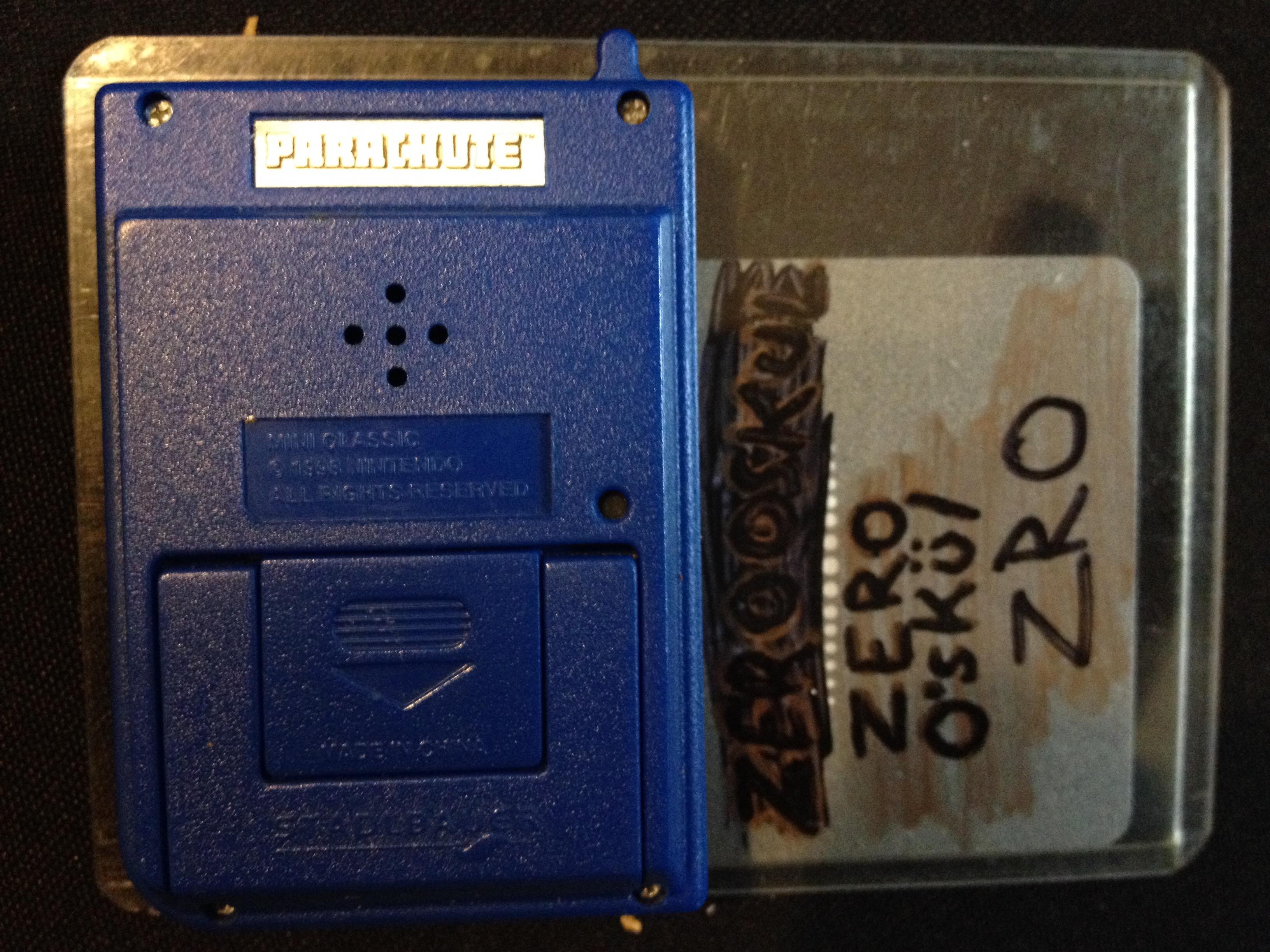Nintendo Mini Classics: Parachute [Game A] 999 points