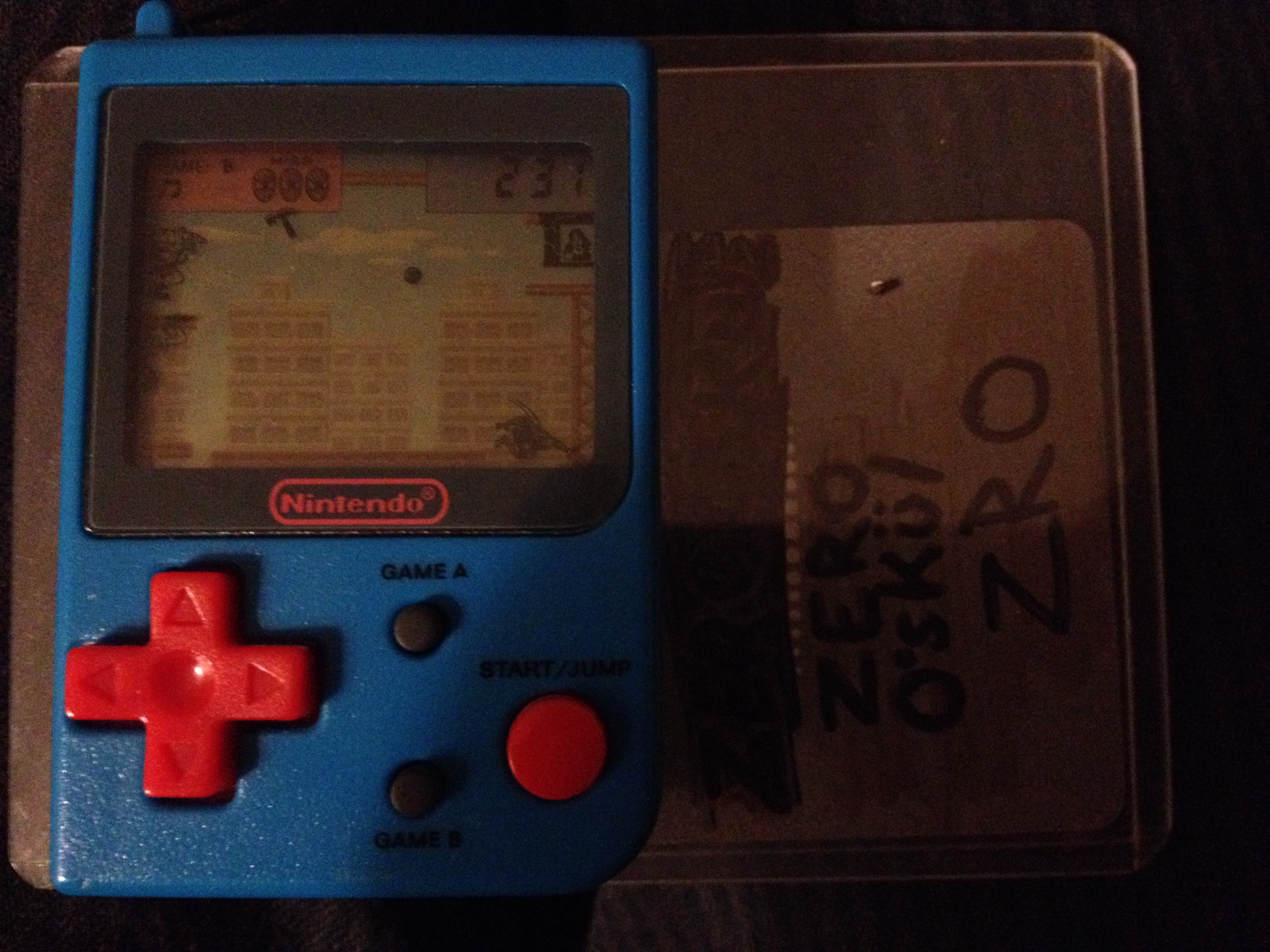 zerooskul: Nintendo Mini Classics: Spider-Man [Game B] (Dedicated Handheld) 231 points on 2019-07-26 01:08:09