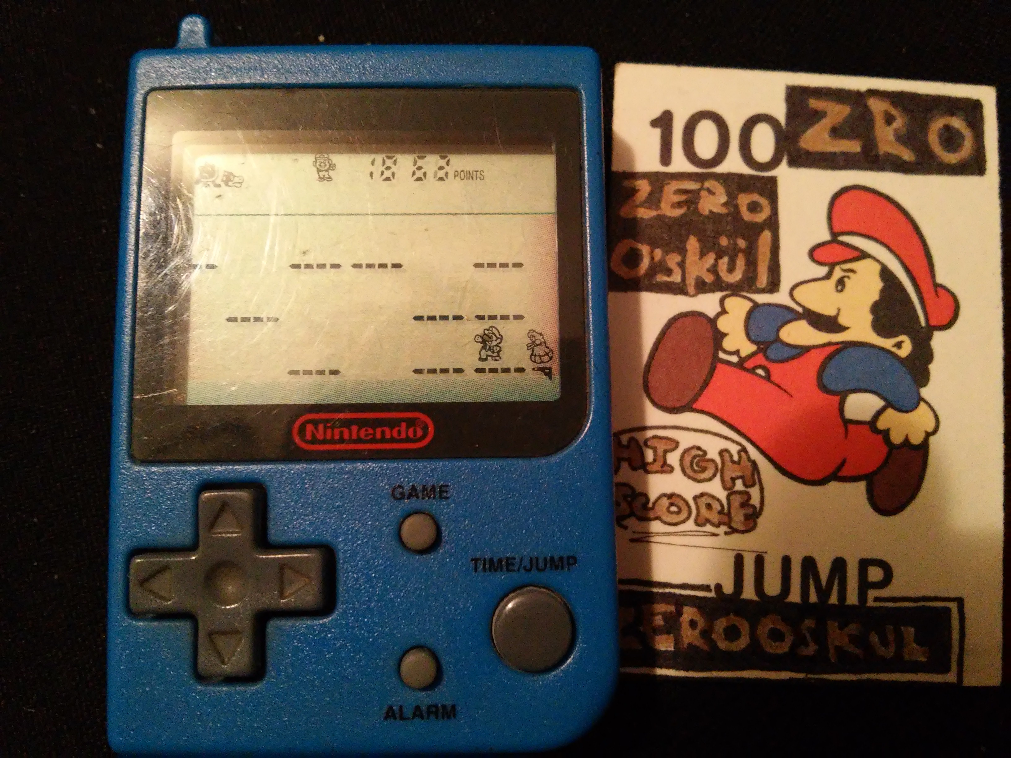 Nintendo Mini Classics: Super Mario Bros. 2,808 points