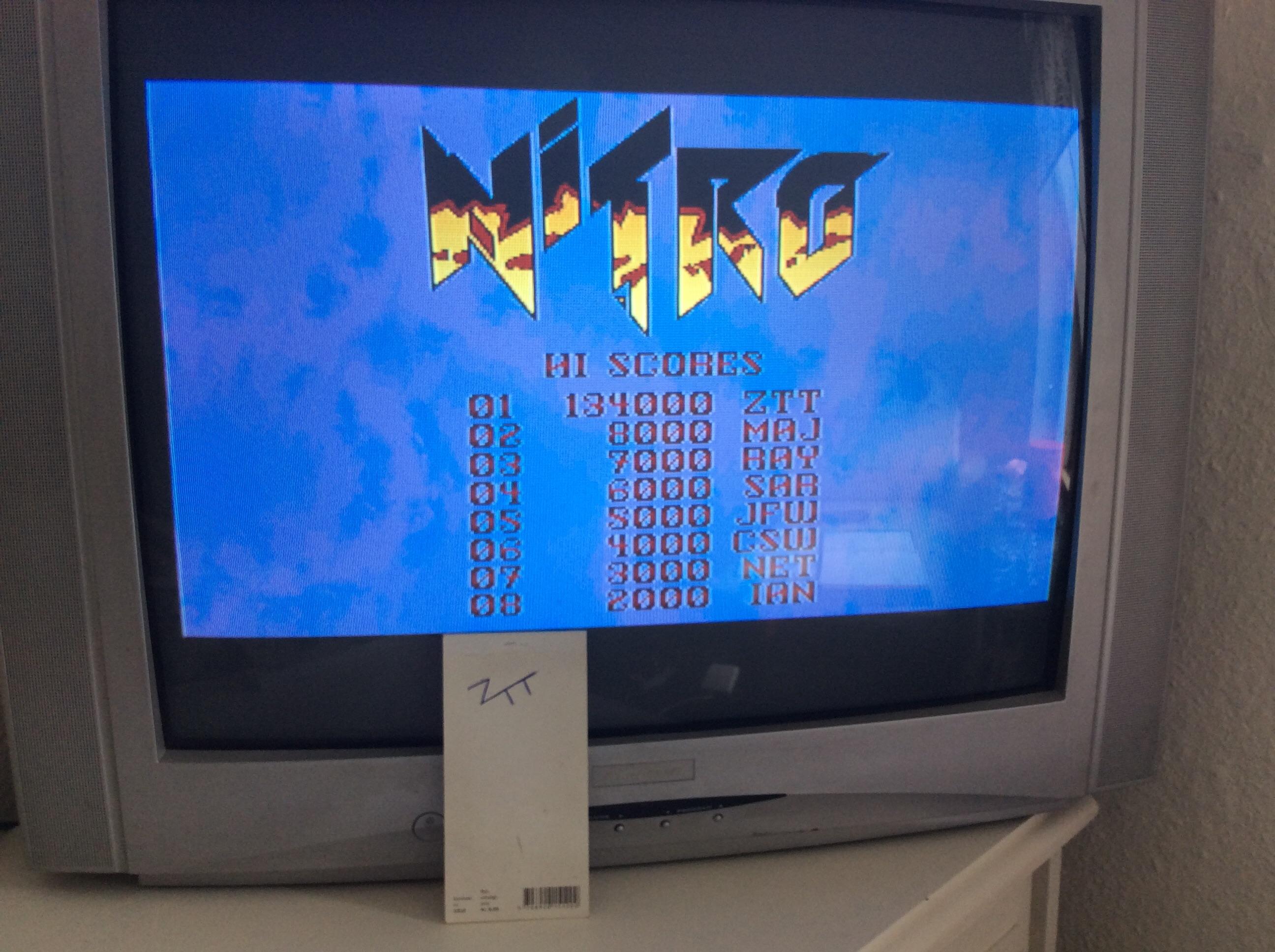 Frankie: Nitro (Amiga) 134,000 points on 2016-07-17 01:33:51