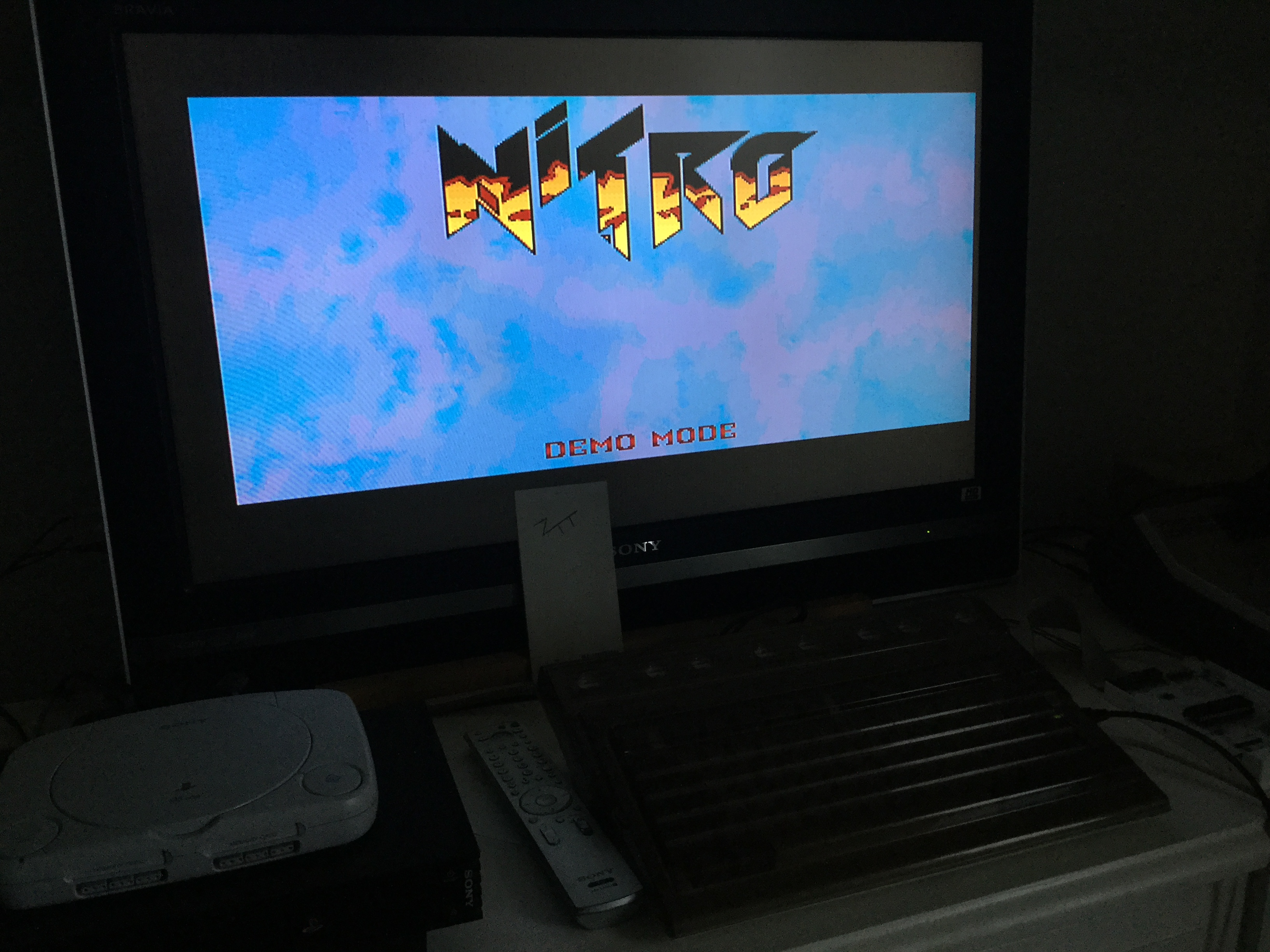 Frankie: Nitro (Amiga) 177,000 points on 2019-01-28 08:56:06