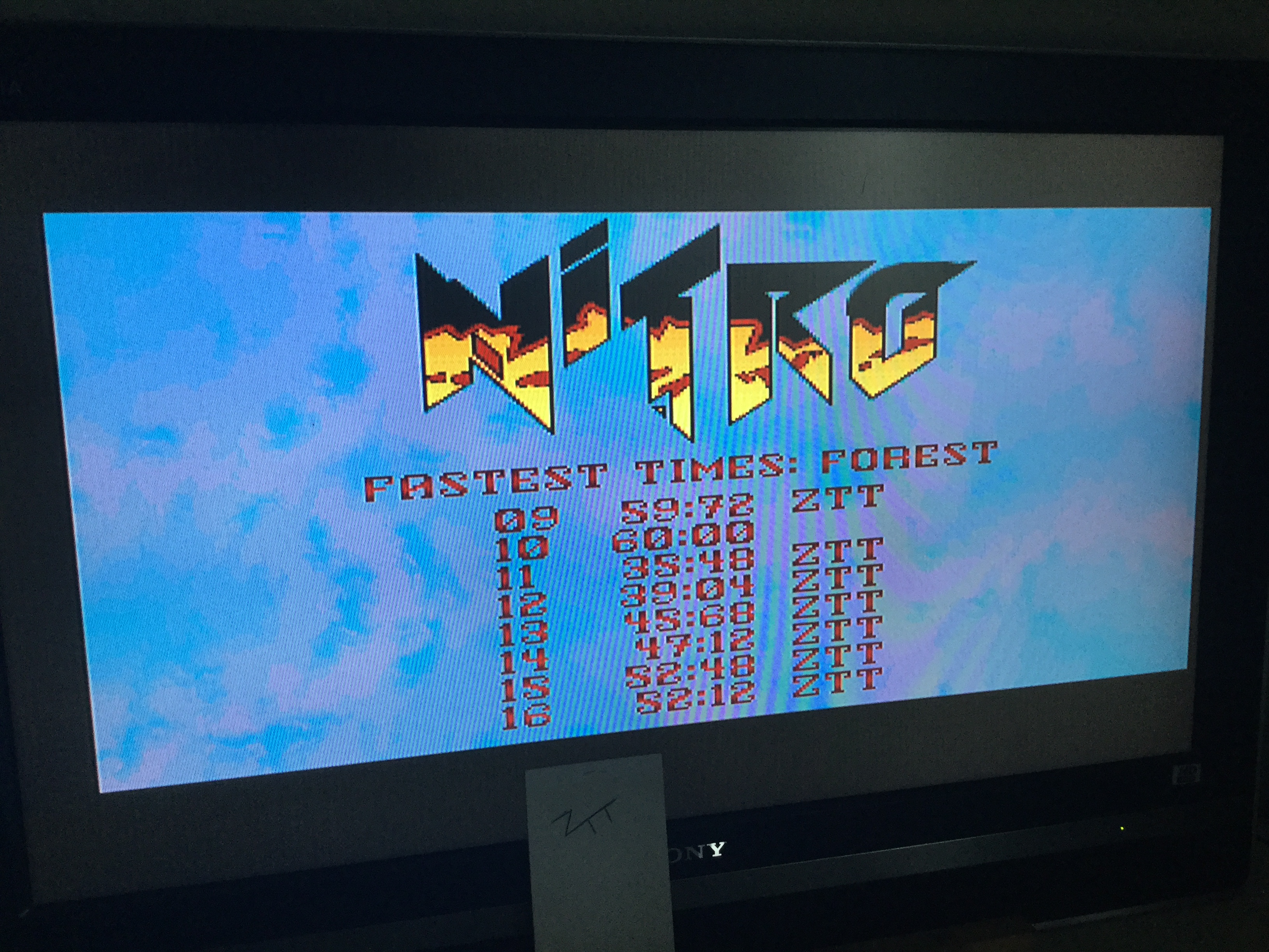 Frankie: Nitro [Track 15] (Amiga) 0:00:52.48 points on 2019-01-28 04:51:37