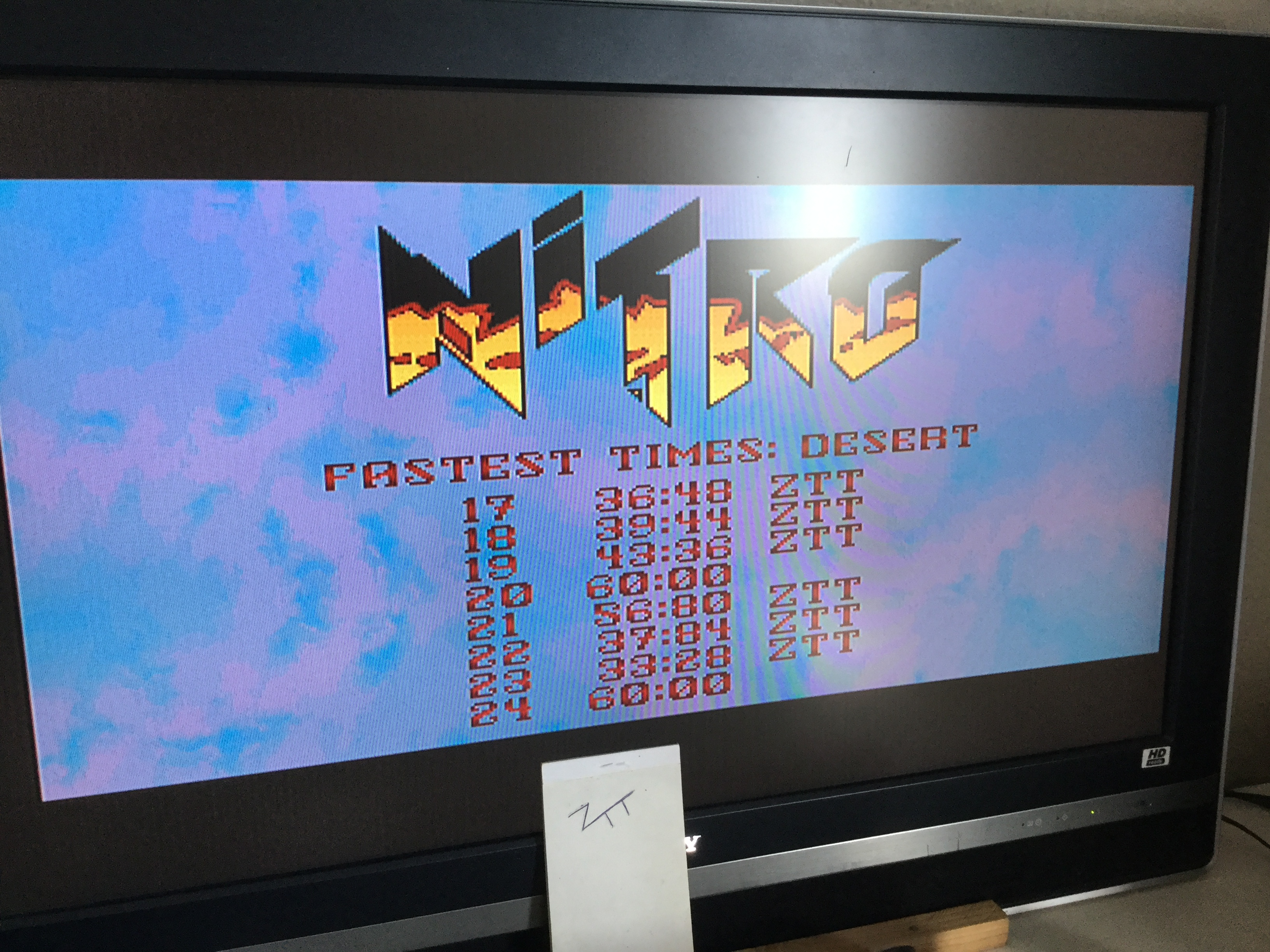 Frankie: Nitro [Track 21] (Amiga) 0:00:56.8 points on 2019-02-11 04:52:24