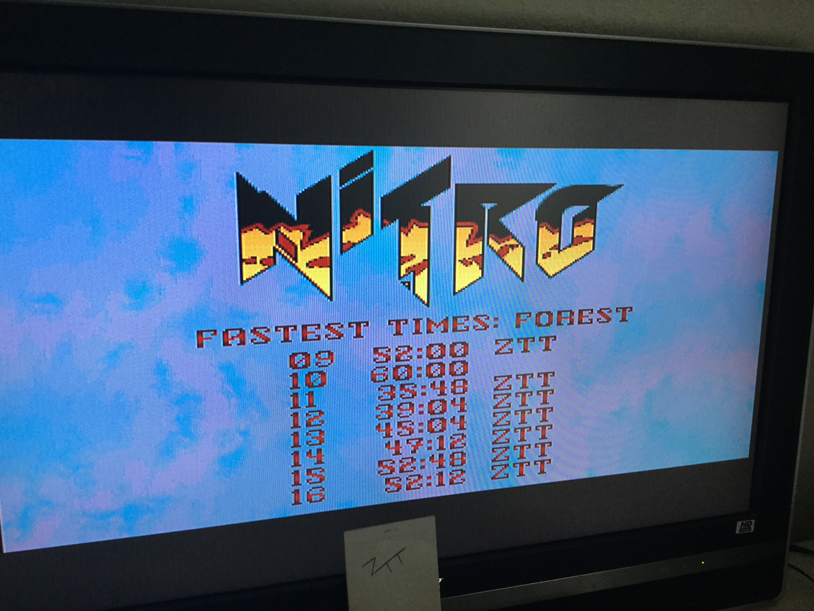 Frankie: Nitro [Track 9] (Amiga) 0:00:52 points on 2019-02-11 00:09:34