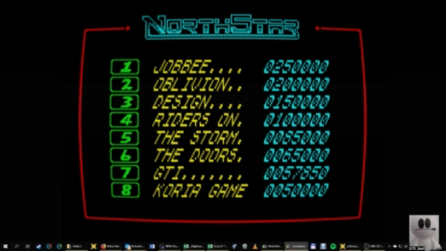 GTibel: North Star (ZX Spectrum Emulated) 57,850 points on 2019-01-17 05:07:26