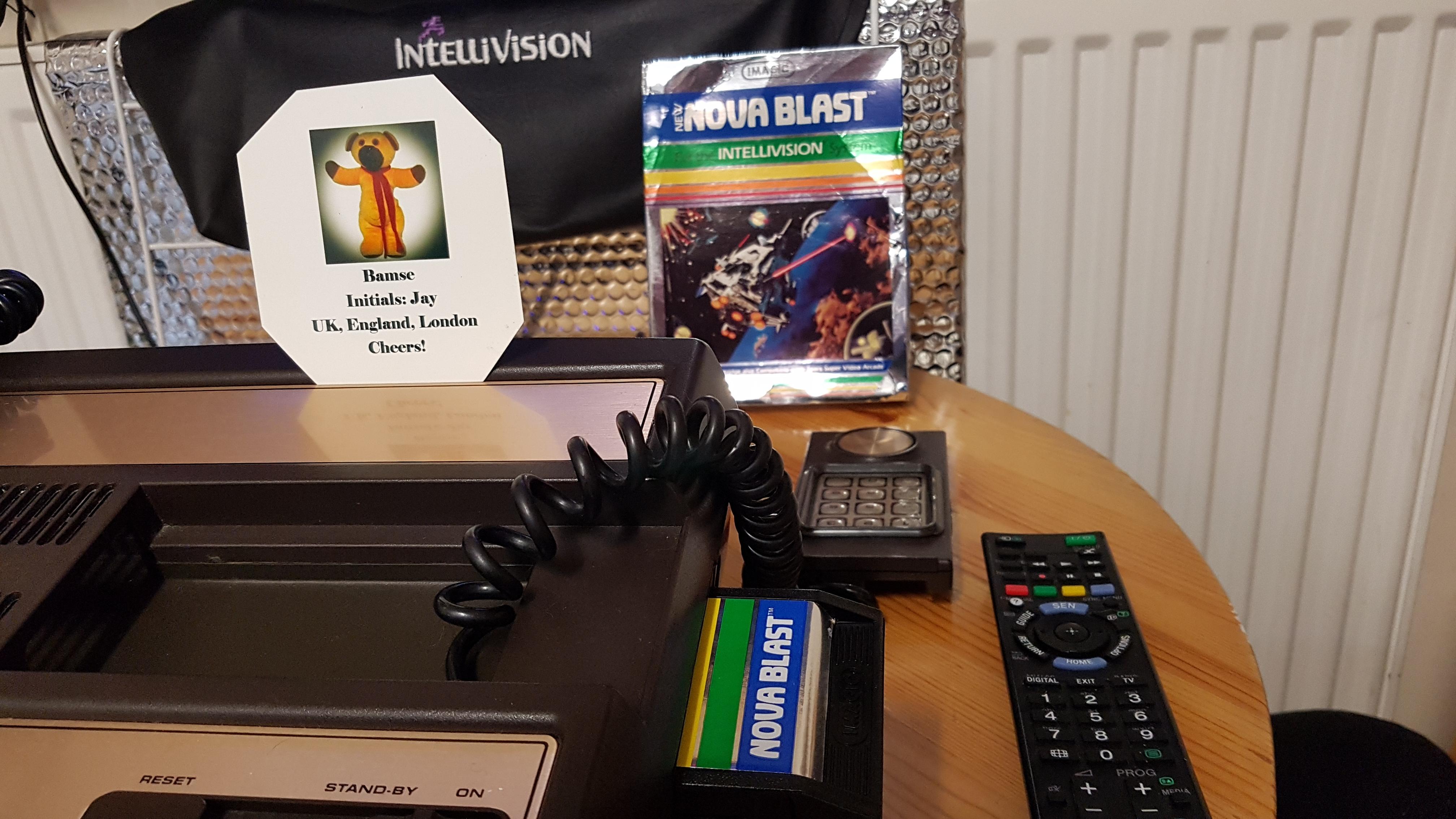 Bamse: Nova Blast (Intellivision) 59,850 points on 2019-01-09 06:53:45